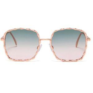 Clemson Hammered Sunglasses